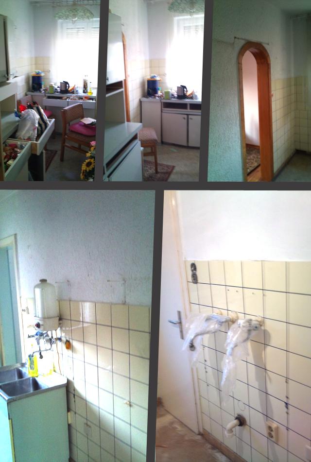 Jakob Ponigl - Renovierung einer Küche - entsorgen