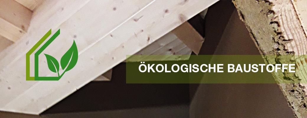 oekologische Baustoffe