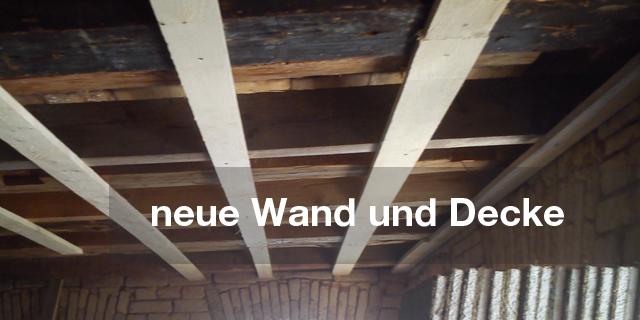 Favorit Wand und Decke neu verputzen • Jakob Ponigl - Ihr Partner für BP66